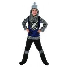 Dětský karnevalový kostým RYTÍŘ 120-130 cm ( 5 - 9 let )